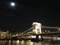 Kettenbrücke in der Nähe