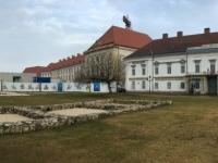 2017 12 31 Präsidentenpalast auf dem Burgviertel