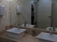 Auch die WCs sind exquisit