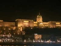 Burgviertel beleuchtet
