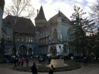 Schloss Vajdahunyad innen