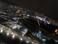 Start in Istanbul um 23_10 Richtung Bahrain