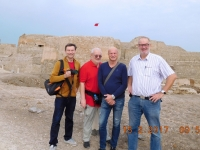 2017 02 15 Archäologische Stätte Qal at al Bahrain