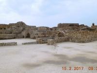 Bahrain Archäologische Stätte Qal at al Bahrain Kopfbild