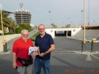 2017 02 15 Bahrain Int Circuit Rennstrecke mit Josef