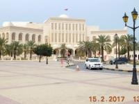 Das islamische Zentrum steht neben der Moschee