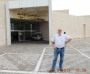 Eingang zum Nationalmuseum Bahrain