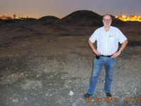 2017 02 15 Bahrain Burial Mounds Grabhügel