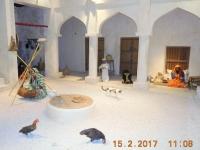 Das traditionelle Leben in Bahrain