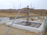 Erste Ölpumpe in Bahrain