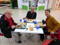 Food Court der Seef Mall