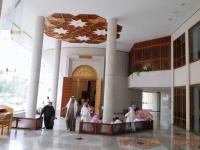 Gebetsraum im Koran Haus