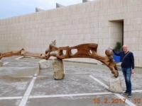 Nationalmuseum Bahrain Skulptur