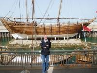 2017 02 18 Dhows im Hafen