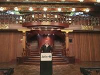 2017 02 18 Kuwait Dhow Al Hashemi II Ansprache im Ballsaal