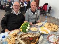 2017 02 18 Kuwait Mittagessen im Souk Al Mubarakiya mit Eric