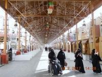 Eingang in den Souk Al Mubarakiya