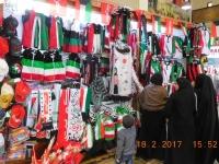 Patriotismus ist gross in Kuwait