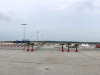 2017 02 15 Bahrain Int Circuit Hinter der Rennstrecke