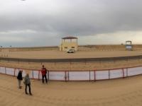 2017 02 17 Kamelrennbahn 60 Km in der Wüste