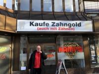 2017 02 27 Wolfsburg Innenstadt Interessantes Geschäft