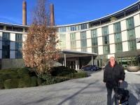 2017 02 28 Wolfsburg VW Autostadt_Abmarsch vom Hotel The Ritz Carlton