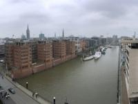 2017 02 25 Hamburg Blick von der ELB Philharmonie
