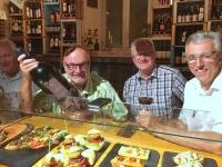 2017 05 29 Alghero Weinverkostung