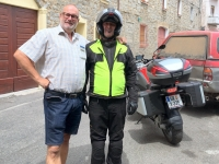 2017 05 31 Orgosolo Treffen von Michaelnbacher Motorradfahrer
