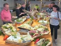 2017 05 31 San Teodoro Perfektes Vorspeisenbuffet im Hotel Grande Baia