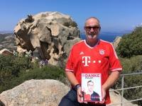 2017 06 01 FC Bayern Magazin am Bärenfelsen von Palau