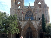 2018 02 28 Famagusta Hl Nikolauskirche Reisewelt on Tour