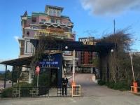 2018 02 25 Alsancak Casinohotel Merit Eingang