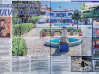 2018 02 25 Blauer Pavillon_zufällig heute in der Zeitung