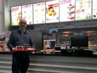 2018 02 26 Nikosia Stärkung bei KFC