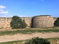 2018 02 27 Famagusta riesige Stadtmauer