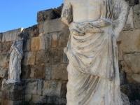 2018 02 27 Salamis Gymnasium Statue