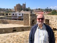 2018 02 28 Famagusta Stadtmauer mit Nikolauskirche