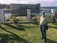 2018 03 01 Kyrenia Blick zur Burg