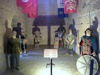 2018 03 01 Kyrenia Burg Uniformausstellung