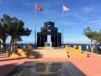 2018 03 01 Kyrenia Kriegerdenkmal