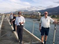 2018 03 02 Wanderung auf der Corniche mit Brückenumkehr