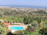 2018 03 01 Kyrenia Bellapais Blick auf Küste
