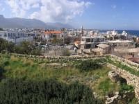 2018 03 01 Kyrenia Burg mit Blick auf den Hafen