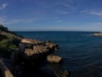 2018 03 01 Kyrenia vom Amphitheater Richtung Meer