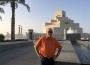 2018 04 08 Doha Museum islamische Kunst Aufgang