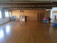 Sonntag 11_25 Uhr Halle ist wieder leer