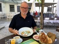 2018 04 29 So beginnt der Tag in Freistadt beim Frühstück