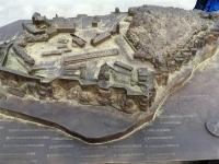 2018 05 01 Festung Königstein Modell