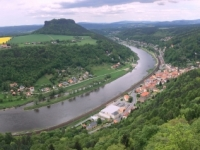 2018 05 01 Festung Königstein wunderschöner Blick